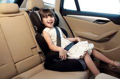 Cadeirinha é obrigatória para o transporte de crianças Imagem: Divulgação/Tutti Baby    Multa para quem transportar criança fora da cadeir...