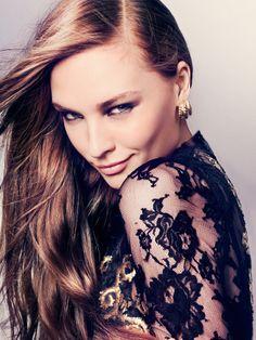"""""""Russians Are Coming"""" Vogue Russia. August 2012. Model: Zen Sevastyanova."""