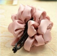 Bride Headdress / Hair accessories / Silk flowers / Large Hair gripping / Disk hairpin / First flower / Banana clips -- Check out the image by visiting the link.