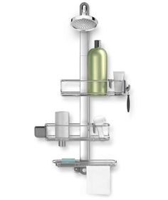 Simple Human Adjustable Shower Caddy Plus   Plus, how your own game-changing idea could land on the shelves at Bed Bath & Beyond.