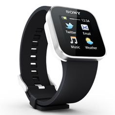 Sony SmartWatch puts an Android device controller on your wrist