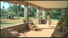 """Karen Blixen's Farm House in """"Out of Africa"""""""