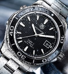 TAG Heuer Aquaracer 500m Ceramic