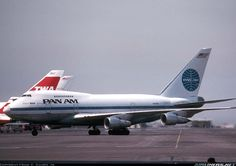 Pan Am Boeing 747 SP (N532PA), chartered by the group KISS for a concert tour - name changed for the tour to Clipper KISS Special