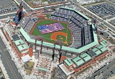 Citizens Bank Park - Home of the Philadelphia Phillies