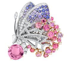 Apollon Butterfly – Van Cleef & Arpels Jewelry