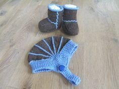 Babylue og sokker