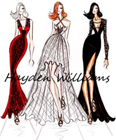 Hayden Williams Fall/Winter 2012.13 RTW Womenswear collection pt5