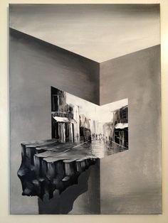 "Saatchi Art Artist Eka Peradze; Painting, ""Eka Peradze. 3D painting. Recently Sold"" #art"