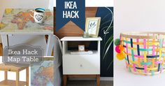 Love IKEA hacks? So do we. Some of our favorite DIY projects these days are decor and furniture hacks done with cheap things found in IKEA stores. From bookcases to pretty home accessories and creative gifts, you can make just about anything from IKEA super fabulous when you follow these step by ste