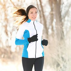 Prepare for the wind and the snow with our helpful tips for cold weather fitness.
