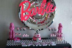 Modern Barbie Pajama Glam Jam | CatchMyParty.com