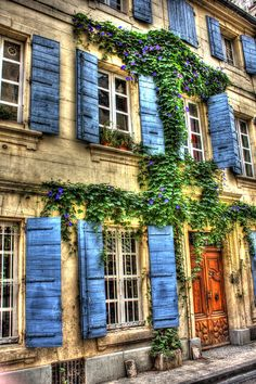 Arles ~ Provence... Oh my, how gorgeous and colorful.  B.