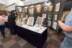 Women take centre stage at annual art event || spectrum artists