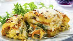 Tekvicovo-špenátové lasagne | Recepty.sk