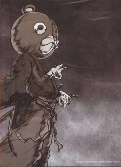 By Takashi Okazaki ''Kuma'' Afro Samurai,