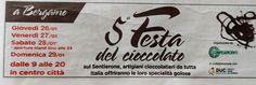 5 Festa del Cioccolato a Bergamo  http://www.panesalamina.com/2017/53661-5-festa-del-cioccolato-a-bergamo.html