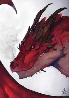 Fire Dragon, Labros Panousis on ArtStation at https://www.artstation.com/artwork/B4XK6