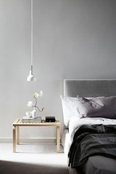 Kotona | Hemma: Makuuhuoneen suunnittelua