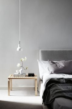 Kotona   Hemma: Makuuhuoneen suunnittelua