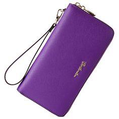BOSTANTEN Women Leather Wallet Clutch Bag Card Case Cash ... https://www.amazon.com/dp/B01M3VPG1C/ref=cm_sw_r_pi_dp_x_.sGuybES7GA7S