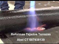 Proyeccion Espuma Poliuretano Murcia Orihuela Callosa de Segura Campoamor - YouTube