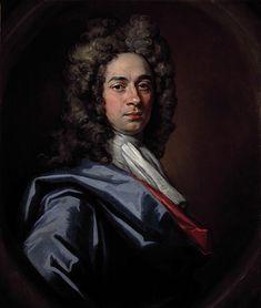 Auto-retrato de John de Medina, 1698.