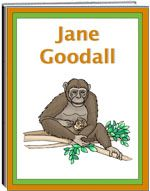 Thematic Unit - Jane Goodall - This unit is about the life and times of Jane Goodall. It tells about her childhood, adulthood, and her research and observation of the chimpanzees. She is the world's most famous authority on chimps. The unit includes worksheets: fill in the blank, criss cross, word unscramble,spelling, and word find.
