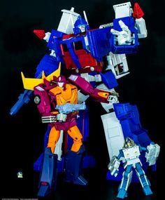 #Transformers #masterpiece #mp22 #ultramagnus #mp28 #hotrod