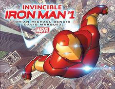 Nova armadura para o Homem de Ferro