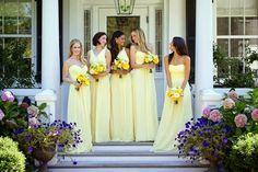 jolies robes de demoiselles d'honneur