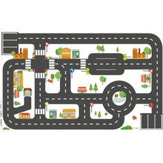 Creative road design elements vector 01 printable for Beistelltisch 55x55