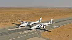 Stratolaunch the...
