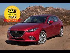 AutoGuide 2014 Car of the Year Award Winner - 2014 Mazda3