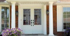 » Lexington Trimlite double doors