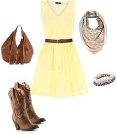 country girl outfit--LOVE, LOVE, LOVE THIS!!!!