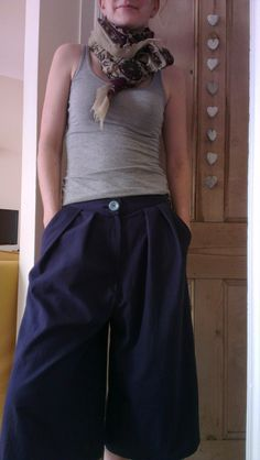 First pair of trousers! Upcycle, Trousers, Pairs, Sewing, Fun, Blog, Fashion, Trouser Pants, Moda