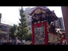 中央大通り 大津祭2013 2013年10月13日