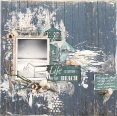 Fabscraps Beachcomber Collection by Limor Webber