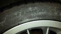 Michelin Pilot Sport tires just got put on a BMW