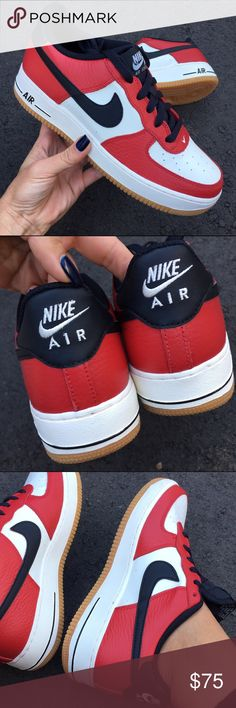 NWOB ✈️ AIR FORCE ONE UNISEX SIZE 7 youth New ⚡️ New never worn AIR FORCE 1 unisex size 7 youth   Size 7 youth approx = 8.5 women  Ships same or next day from smoke free home.  No box. Bundle items to save.   PRICE IS FIRM Checkout all my NIKE listings. ⚡️100% authentic Nike product purchased directly from NIKE Nike Shoes Sneakers