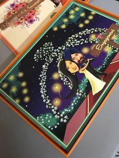 Indian Wedding Invitation on Behance Wedding Card Design, Wedding Cards, Wedding Symbols, Engagement Invitation Template, Indian Wedding Invitations, Caricature, Behance, Invites, Wedding Ecards
