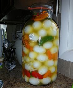 Simple and easy to make pickled eggs recipes | PickledEggs.com