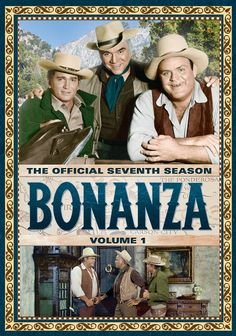 BONANZA The Official Seventh Season