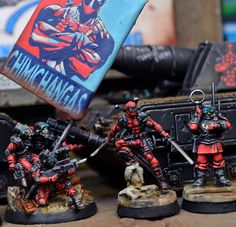 Deadpool's Here - 40k May Never Be The Same