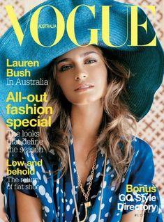 Cover - Best Cover Magazine  - AUSTRALIAN VOGUE - APRIL 2005 COVER MODEL - LAUREN BUSH   Best Cover Magazine :     – Picture :     – Description  AUSTRALIAN VOGUE – APRIL 2005 COVER MODEL – LAUREN BUSH  -Read More –
