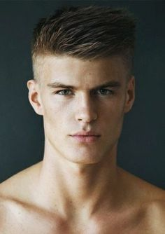 short comb over haircut men short hairstyle 2013