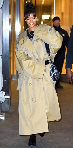 Rihanna's Best Street Style Looks - May 3, 2017 from InStyle.com