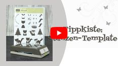 Tippkiste-Video: Stanzen-Template