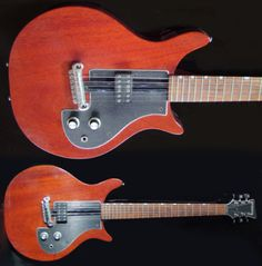 1970s Dan Armstrong London with sliding pickup